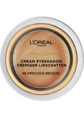 L'Oréal Paris Age Perfect Cremiger Lidschatten 06 Precious Bronze