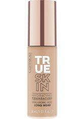 Catrice True Skin Hydrating Flüssige Foundation  30 ml COOL ALMOND