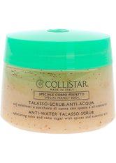COLLISTAR - Collistar Spezialpflege Collistar Spezialpflege Anti-Water Talasso Scrub Körperpeeling 700.0 g - Körperpeeling