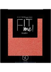 MAYBELLINE - MAYBELLINE NEW YORK Rouge »Fit Me!«, braun, 4,5 g, 50 Wine - ROUGE