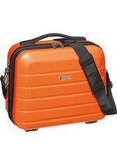 CHECK.IN - CHECK.IN® Beautycase, »London 2.0«, orange, orange - KOSMETIKTASCHEN & KOFFER