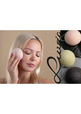 Luvia Cosmetics Gesichtsreinigungsschwamm »Konjac Schwamm Set Vol.1«, 3 tlg.