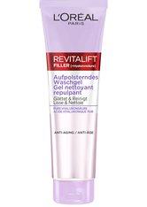 L'Oréal Paris Revitalift Filler Aufpolsterndes Waschgel Gesichtsreinigungsgel 150 ml