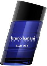 Bruno Banani Herrendüfte Magic Man Eau de Toilette Spray 50 ml