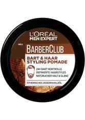 L'ORÉAL PARIS MEN EXPERT - L'ORÉAL PARIS MEN EXPERT Bartpomade »Barber Club«, für variablen Halt, perfekt für natürliche Bartstyles - BARTPFLEGE