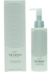 SENSAI SENSAI Silky Purifying Cleansing Milk Reinigungsmilch 125.0 ml