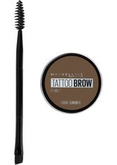 MAYBELLINE - Maybelline Tattoo Brow Tint Pomade (verschiedene Farbtöne) - 03 Medium Brown - Augenbrauen