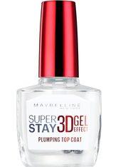 Maybelline Nagellack Superstay 3 D Gel Top Coat Nagellack 10.0 ml
