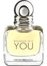 Giorgio Armani Emporio Armani Because it's You Eau de Parfum Nat. Spray 30 ml