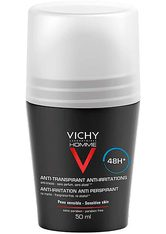 Vichy Produkte Vichy Homme Deo Roll-on Für Sensible Haut Deodorant 50.0 ml