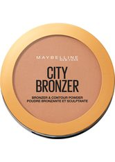 MAYBELLINE - Maybelline City Bronzer and Contour Powder 8g (Various Shades) - 300 Deep Cool - CONTOURING & BRONZING