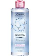 L'ORÉAL PARIS - L'Oréal Paris Beruhigendes Mizellenwasser sensible Haut Gesichtswasser  400 ml - GESICHTSWASSER & GESICHTSSPRAY