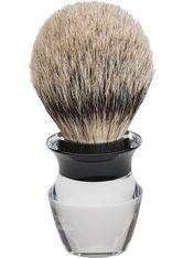 ERBE - Becker Manicure Shaving Shop Rasierpinsel Rasierpinsel Silberspitz, Acryl 1 Stk. - Rasier Tools