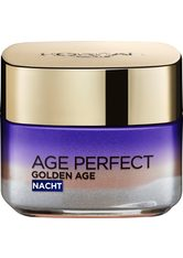 L'ORÉAL PARIS - L'ORÉAL PARIS Nachtcreme »Age Perfect Golden Age«, mit Neo-Calcium - Nachtpflege