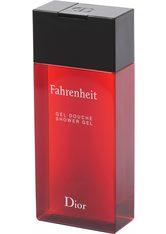 DIOR Herrendüfte Fahrenheit Shower Gel 200 ml