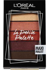 L'ORÉAL PARIS L'oréal Paris, »La Petite Palette«, Lidschattenpalette, bunt, 01 Maximalist