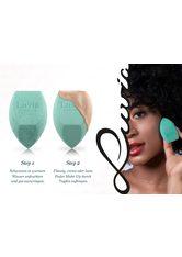 Luvia Cosmetics Make-up Schwamm »Prime Vegan - Body Sponge Set Mint«, 2 tlg.