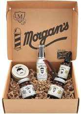 Morgan's Bartpflege-Set »Moustache and Beard Grooming Gift Set«, 6-tlg.