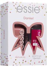 ESSIE - essie Geschenkset Danke! Nagellack-Set  Nr. 40 - Demure Vix - NAGELLACK