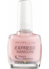 Maybelline Express Manicure French Nagelhärter Nr. 16 - Petal