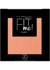 MAYBELLINE - MAYBELLINE NEW YORK Rouge »Fit Me!«, braun, 5 g, 35 Corail - ROUGE