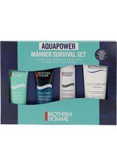 Biotherm Homme Aquapower Feuchtigkeitspflege 30 ml + 2-in-1 Duschgel 40 ml + Rasierschaum 50 ml + Körpermilch 100 ml 1 Stk. Pflegeset 1.0 st