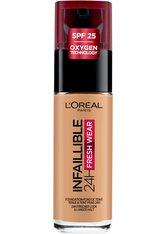 L'Oréal Paris Infaillible 24H Fresh Wear Make-up 260 Golden Sun Foundation 30ml Flüssige Foundation