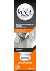 Veet Cremes Haarentfernungs-Creme Achseln Körperpflege 100.0 ml