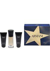 Armani Code Homme Eau de Parfum Spray 60 ml + Shower Gel 75 ml + After Shave Balm 75 ml 1 Stk. Duftset 1.0 st