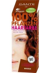 Sante Haarfarben Haarfarbe - Bronze 100g Haarfarbe 100.0 g