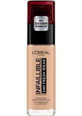 L'Oréal Paris Infallible 24hr Freshwear Liquid Foundation (Various Shades) - 145 Beige Rose