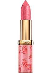 L'Oréal Paris Color Riche Satin Valentinstags-Edition Lippenstift 4.3 g Nr. 303 - Rose Tendre