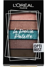 L'ORÉAL PARIS L'Oréal Paris, »La Petite Palette«, Lidschattenpalette, bunt, 03 Optimist