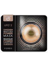 FOREO Elektrische Gesichtsreinigungsbürste »UFO™ 2«, Power Maskenbehandlungs-Gerät für alle Hauttypen