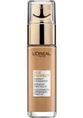 L'ORÉAL PARIS - L'ORÉAL PARIS Foundation »Age Perfect«, feuchtigkeitsspendend, braun, 350 Sable - FOUNDATION