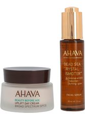 AHAVA - AHAVA Körperpflege-Set »In-Line Sets Kit Duo PERFECT PARTNERS Lifting & Firming« Set, 2-tlg. - KÖRPERCREME & ÖLE