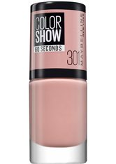 MAYBELLINE - MAYBELLINE NEW YORK Maybelline New York, »ColorShow Nagellack«, Nagellack, rosa, 6,7 ml, Nr. 301 love this sweater - NAGELLACK