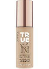 Catrice True Skin Hydrating Flüssige Foundation  30 ml NEUTRAL TOFFEE