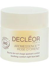 DECLÉOR Organic Aromessence™ Rose D'Orient Soothing Comfort Night Balm 15ml