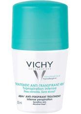 Vichy Produkte VICHY Deodorant Roll on Anti Transpirant 48h,50ml All-in-One Pflege 50.0 ml