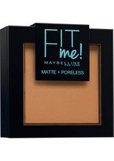 Maybelline Fit Me Matt+Poreless Kompaktpuder 9 g Nr. 350 - Caramel