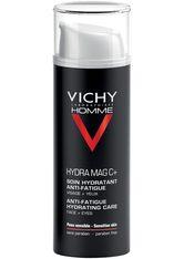 Vichy Homme Hydra Mag C+ Feuchtigkeitspflege Anti-Müdigkeit 50 Milliliter