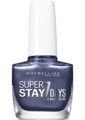 Maybelline Super Stay 7 Days Nagellack 10 ml Nr. 909 - Urban Steel