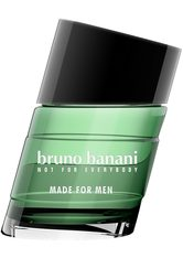 Bruno Banani Herrendüfte Made for Man Eau de Toilette Spray 30 ml