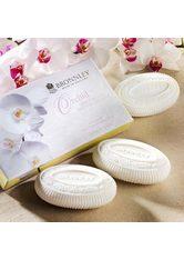 BRONNLEY - Bronnley  Seife Orchidee 3er-Set (Packung, 3tlg) - SEIFE