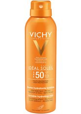 Vichy Produkte VICHY IDÉAL SOLEIL Transparentes & hydratisierendes Körper-Spray LSF 50,200ml Sonnencreme 200.0 ml