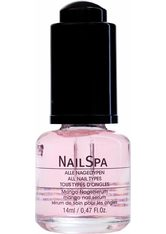 ALESSANDRO - alessandro international Nagelpflegeserum »Nailspa! Mango Nail Serum«, rosa, 14 ml, rosa - BASE & TOP COAT