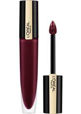 L'Oréal Paris Rouge Signature Metallic Liquid Lipstick 7ml (Various Shades) - 205 Fascinate
