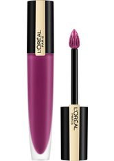 L'Oréal Paris Rouge Signature Matte Liquid Lipstick 7ml (Various Shades) - 104 I Rebel