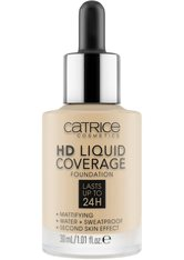 CATRICE - Catrice - Foundation - online exclusives - HD Liquid Coverage Foundation 008 - Foundation